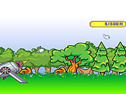 Play Critter canon Game