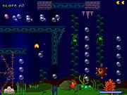 Madpac Underwater game