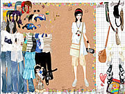 juego Shopping Girl Dress Up