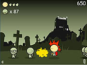 Trouble Fright Club game