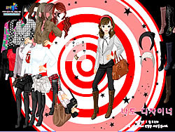 Label Fashion Dress Up game