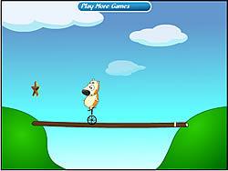 Uni-Cycle Balancer game