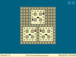 Maze Man game