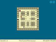 Permainan Maze Man