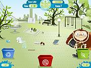 Permainan Recycle Roundup