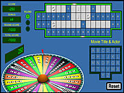 juego Wheel of Fortune