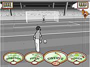 Stan James: Original Free Kick Challenge game