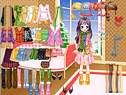 Play Winter fashion trend Game