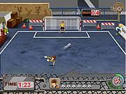 Goal Street game