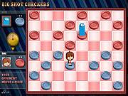 Big Shot Checker game
