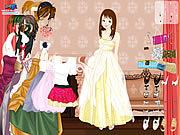 Elegant Fashion Dress Up game