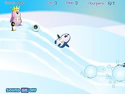 Snow Bowl Royale game
