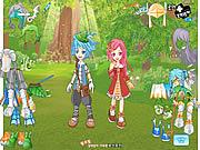 Permainan Spring Fairy Couple