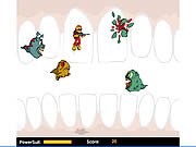 Tommy Tooth game