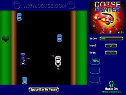 Cotse Spy Hunter game