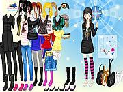 Permainan Girl Emo Fashion