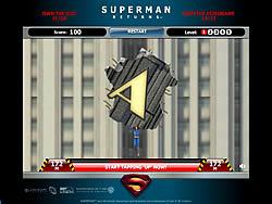 Superman Returns: Save Metropolis game