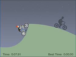 BMX Ghost game