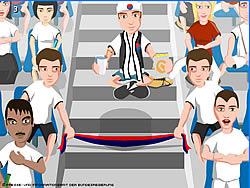 Soccer Fan game
