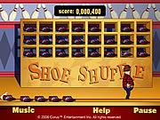 Play Shoe shuffle Game
