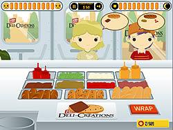 Oscar Mayer Deli Creations game