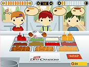 Oscar Mayer Deli Creations game