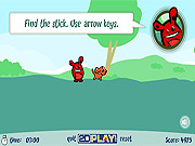 Puppy Fetch game
