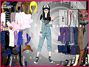 Marion Cool Dress Up game