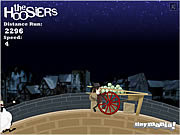 Cops and Robbers game