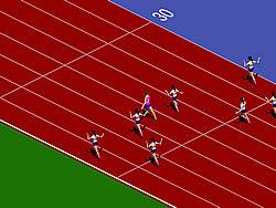 Sprinter spel