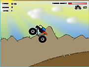juego Big Truck Adventures - Canyon Run