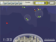 Defend Atlantis game