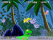 Dinosoars game
