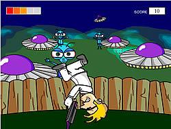Alien Shooter game