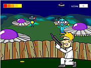 Play Alien shooter Game