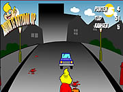 Street Sweeper game