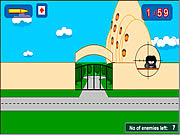 Police Sniper 2 game