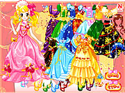 Full Colors of Princess game