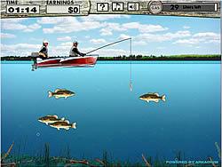 Bass Fishing Pro game