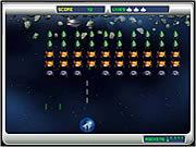 juego Alien Attack Game