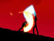 Watch free cartoon Ghost Fight: The Battle of Swords 1