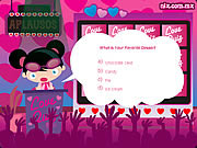 Love Quizz game