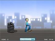 juego Skateboy