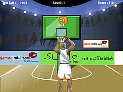 3 Point Shootout game