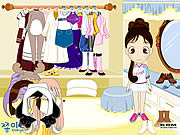 Doll Costume Dressup game