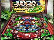 Play Jungle quest pinball Game