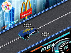 Hot Wheels Racer game