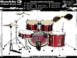Virtual Drums spel