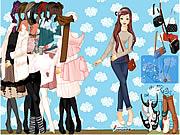 jeu Wear Heels with Skinny Jeans