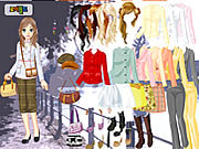 British Countrylife Dress Up game